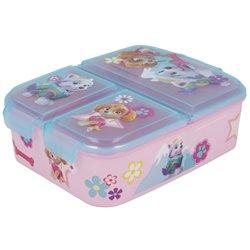 Dětský box na svačinu Paw Patrol Girl (multibox)
