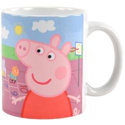 UNITED LABELS Porcelánový hrnek PEPPA PIG 315 ml