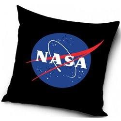 CARBOTEX Povlak na polštářek NASA ČERNÝ 40x40 cm