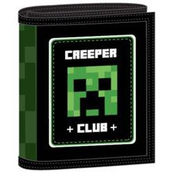ASTRA Dětská peněženka MINECRAFT CREEPER 12x9 cm