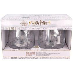 Dětská sada sklenic Harry Potter (510 ml)