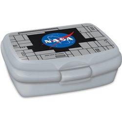 ARS URNA Dětský box na svačinu NASA 16x11x6 cm