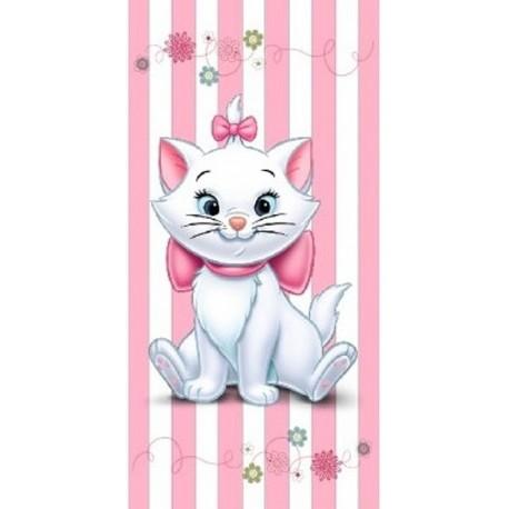 Dětská osuška Marie Cat Stripe