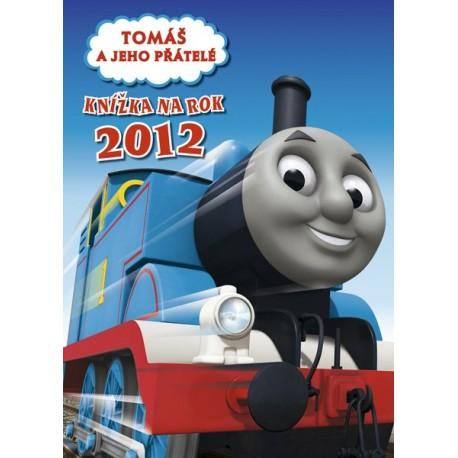 Dětská kniha Tomáš a jeho přátelé - Knížka na rok 2012