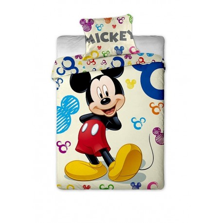 Dětské povlečení Mickey colour