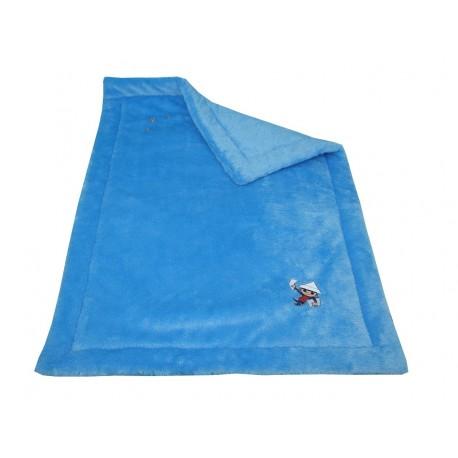 Deka Večerníček (modrá)