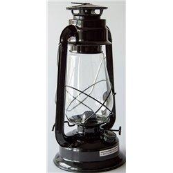 MAT GROUP Plechová petrolejová lampa 30 cm černá