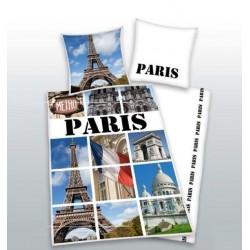 Herding Povlečení Paříž bavlna 140x200 70x90
