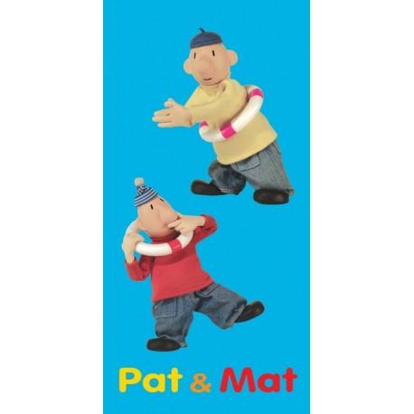 Dětská osuška Pat a Mat