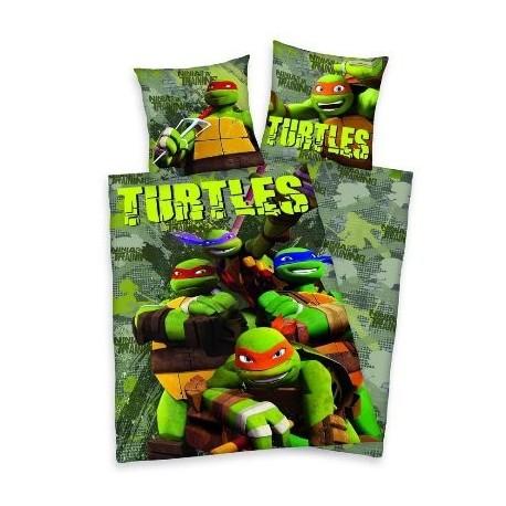 Dětské povlečení Želvy Ninja (Turtles Ninja)
