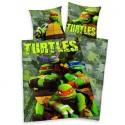 Dětské povlečení Želvy Ninja