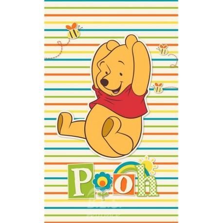 Dětský ručník Medvídek Pů - set 3ks (30x50 cm)