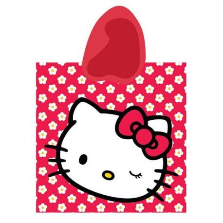 Dětská osuška Hello Kitty květiny