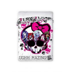 Faro Dětský přehoz na postel Monster High I bavlna 160x200