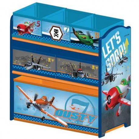 Komoda na hračky Letadla TB84898PL