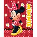 Dětská deka Minnie Red