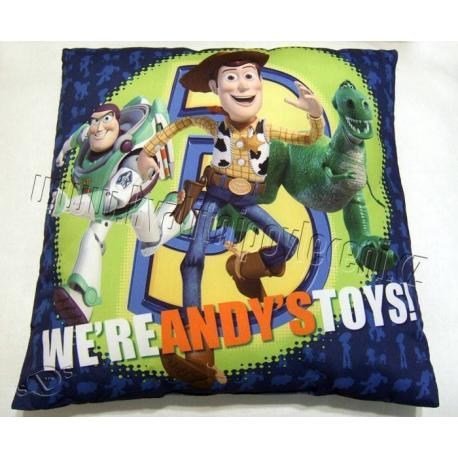 Polštářek Toy Story 40x40