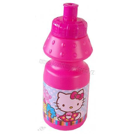 Láhev na pití 350 ml Hello Kitty Cirkus