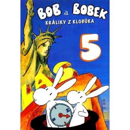 DVD Bob a Bobek na cestách 5
