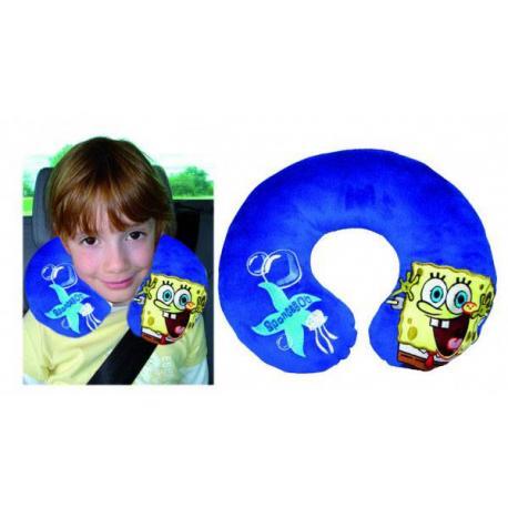 Dětský cestovní polštářek SpongeBob Sea