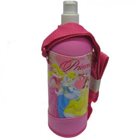 Láhev v obalu 750 ml Princess růžová