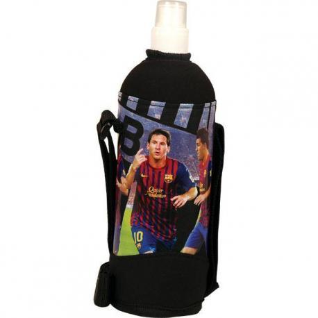 Láhev v obalu 750 ml FC Barcelona