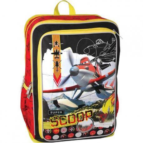 Školní batoh Disney Letadla Planes