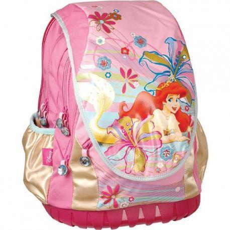 Anatomický školní batoh ABB - Disney Princezny - Ariel