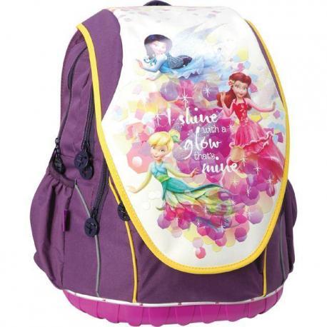 Anatomický školní batoh ABB - Disney Víla Zvonilka Fairies