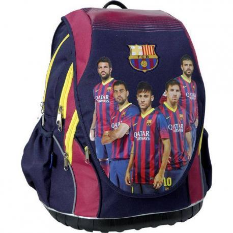Anatomický školní batoh ABB - FC Barcelona