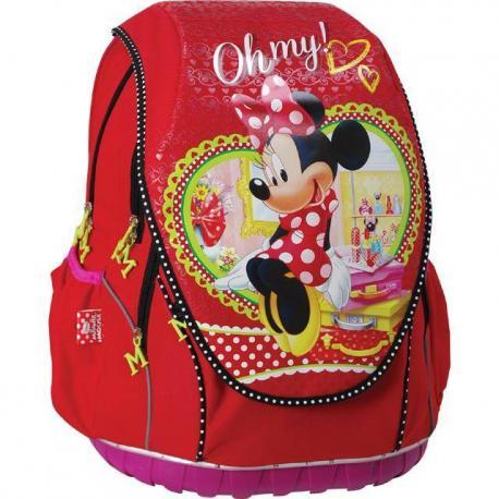 Anatomický školní batoh ABB - Disney Minnie