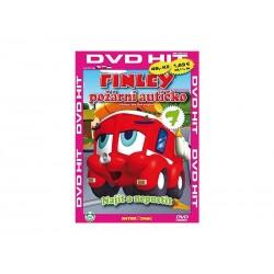 DVD Finley - požární autíčko 7