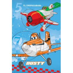 Dětský ručník Planes Dusty a El Chupacabra 60/40