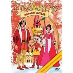 DVD Sněhurky vánoční příběh
