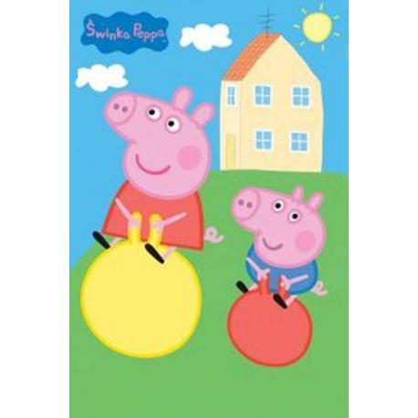 Ručníček Peppa Pig balóny 60/40