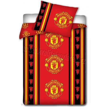 Povlečení Manchester United znaky 140/200