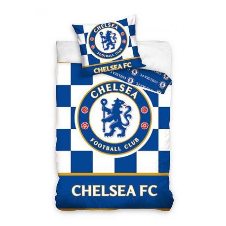 Povlečení Chelsea kostičky 140/200