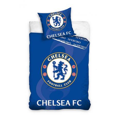 Povlečení Chelsea modrá 140/200