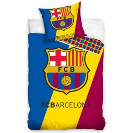 Povlečení Barcelona pruhy 140/200