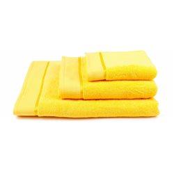 Ručník Star - 10 žlutá