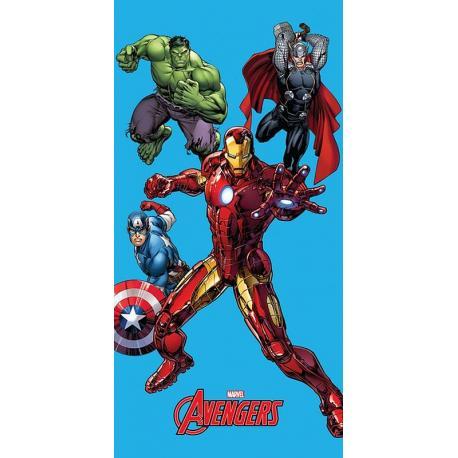 Osuška Avengers 75x150 cm