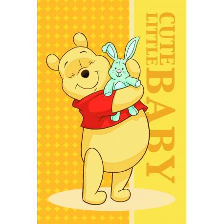Dětský ručník - Medvídek Pú
