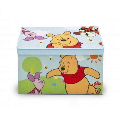 Dětská látková truhla Medvídek Pú TB84987WP (new)