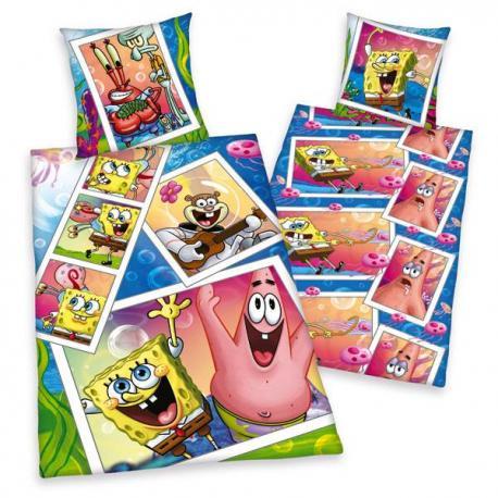 Dětské povlečení SpongeBob foto