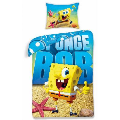 Dětské povlečení SpongeBob běh