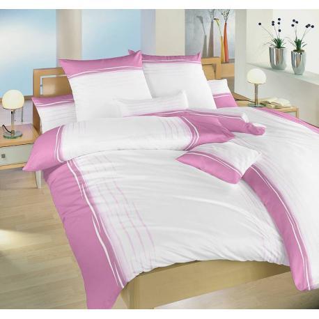 Povlečení flanel - Ibiza růžová 1x 140/200, 1x 90/70
