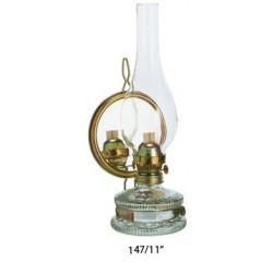 """MARS Lampa petrolejová s cylindrem 23/11"""" 35cm - zrca"""