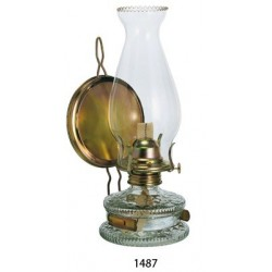 MARS Lampa petrolejová s cylindrem EAGLE 31cm - patent