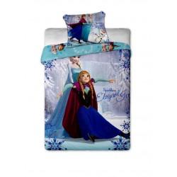 Jerry Fabrics Povlečení Ledové království bavlna 140x200 70x90