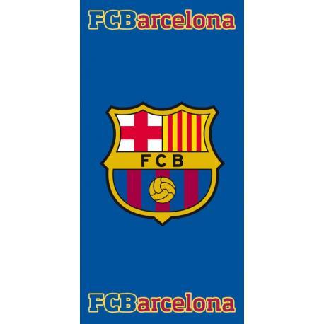 Osuška FC Barcelona 01 2015 - 75x150 cm